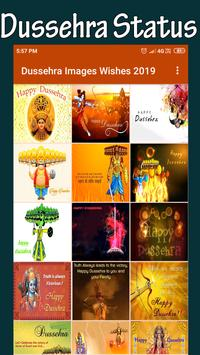 Dussehra Images Wishes 2019 poster