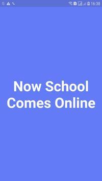 SBSM School plakat