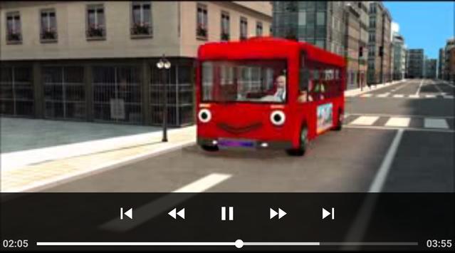 Las Ruedas del autobus Videos screenshot 1
