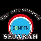 Tryout SBMPTN Sejarah icon