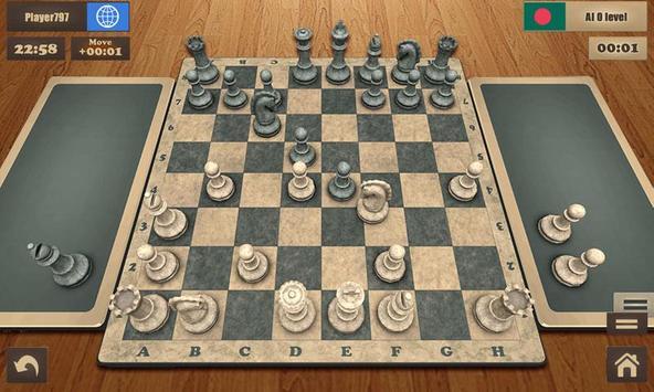 Real Chess Master Pro Free 3D screenshot 2
