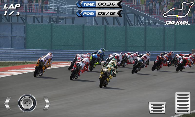 Game baru gratis Real Motogp Racing World Racing 2018