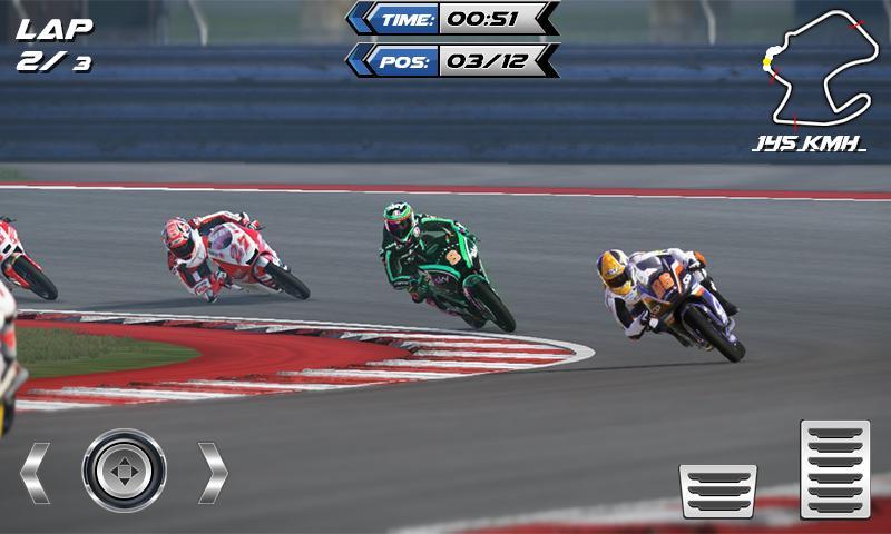 Game gratis free Real Motogp Racing World Racing 2018
