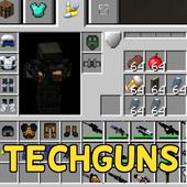 Techguns Mod for Minecraft icon
