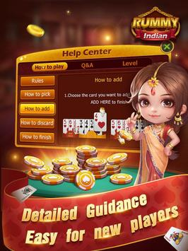 Indian Rummy-Free Online Card Game screenshot 14