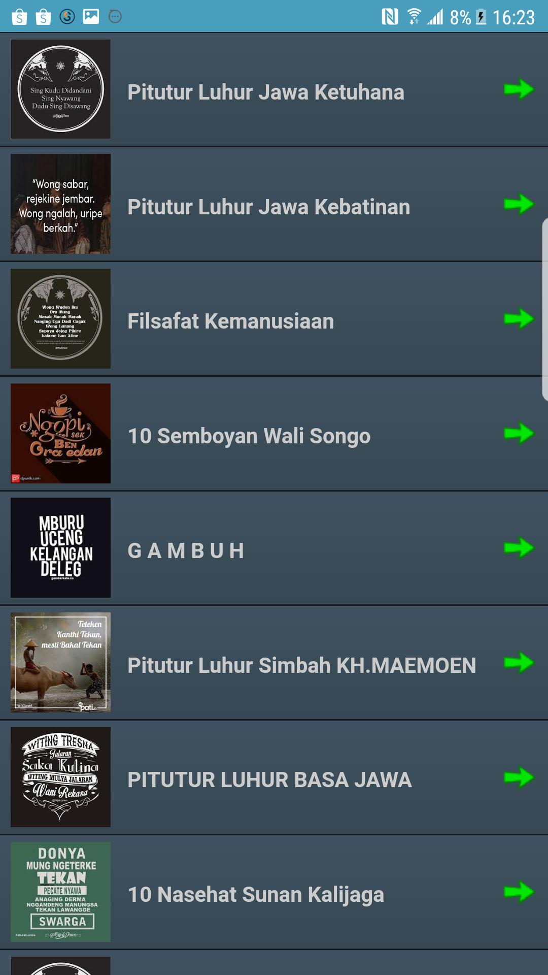 Bijak Jawa For Android APK Download