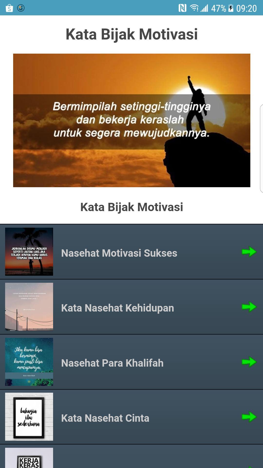 1001 Kata Bijak Kehidupan Offline For Android Apk Download