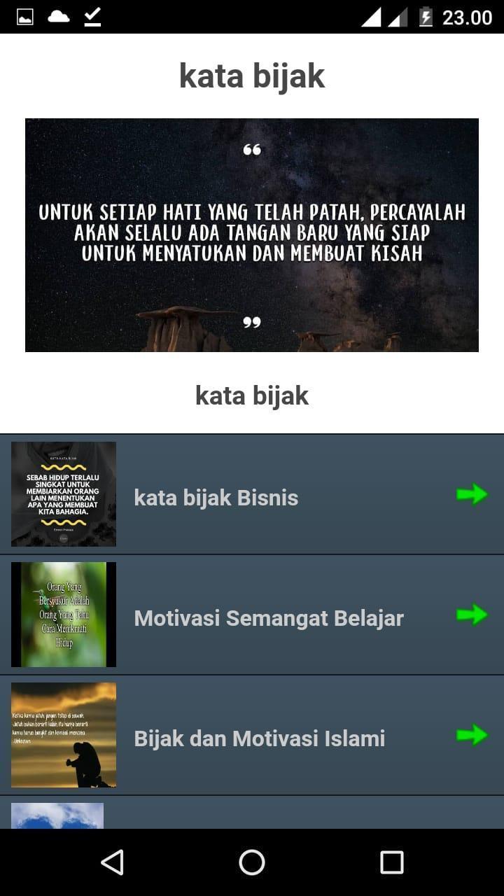 2500 Kata Bijak Dan Motivasi Offline For Android Apk Download