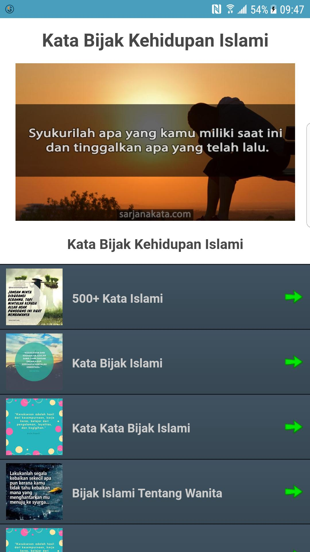 1000 Kata Mutiara Islami For Android Apk Download