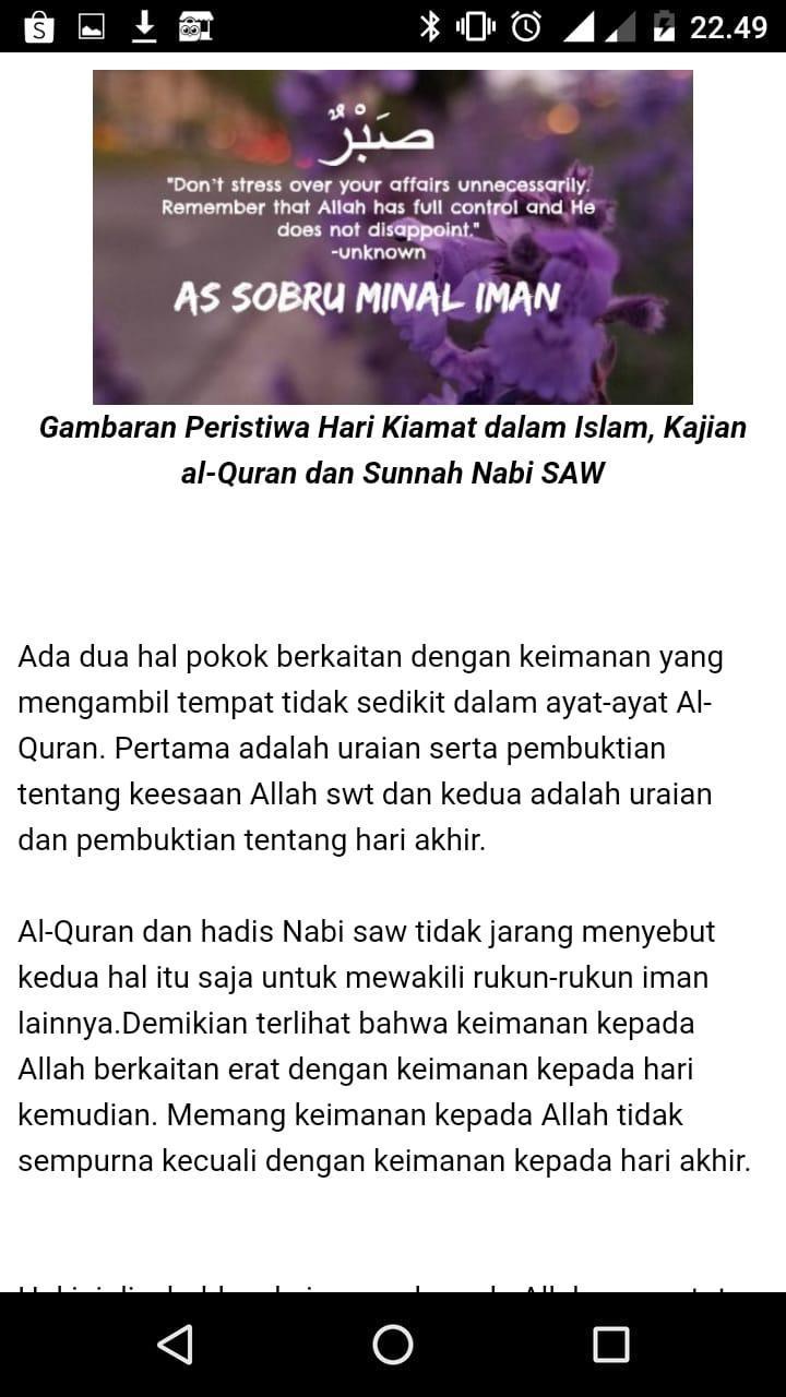 Kultum Islami Singkat For Android Apk Download