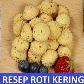 Aneka Resep Roti Kering Spesial Renyah icon