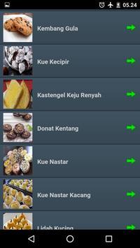 Aneka Resep Roti Kering Spesial Renyah screenshot 2