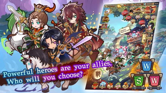 Luna Storia Three Kingdoms screenshot 5