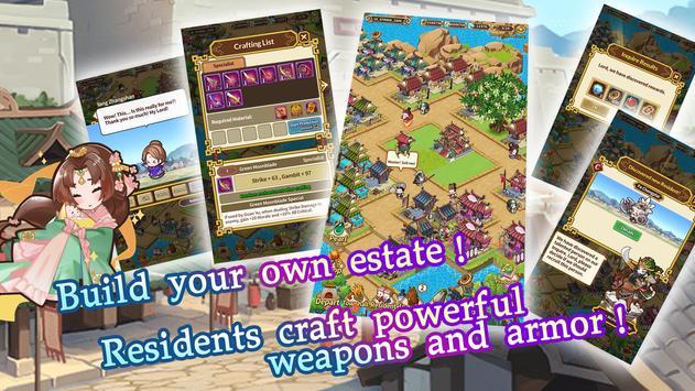 Luna Storia Three Kingdoms screenshot 9