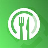 Runtastic Balance Kalorien- & Ernährungstagebuch Zeichen