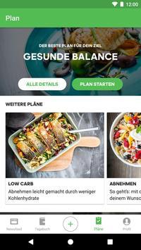 Runtastic Balance Kalorien- & Ernährungstagebuch Screenshot 3