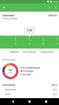 Runtastic Balance Kalorien- & Ernährungstagebuch Screenshot 1
