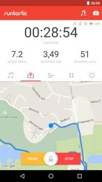 Runtastic Road Bike Trails & GPS Bike Tracker poster