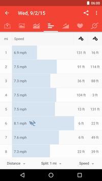 Runtastic Road Bike Trails & GPS Bike Tracker screenshot 1