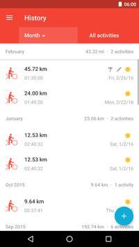 Runtastic Road Bike Trails & GPS Bike Tracker screenshot 2