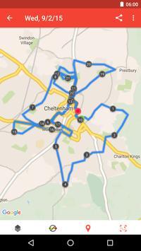 Runtastic Road Bike Trails & GPS Bike Tracker screenshot 3
