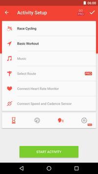 Runtastic Road Bike Trails & GPS Bike Tracker screenshot 7
