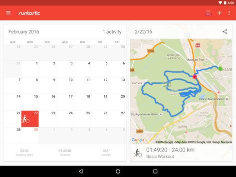 Runtastic Road Bike Trails & GPS Bike Tracker screenshot 8