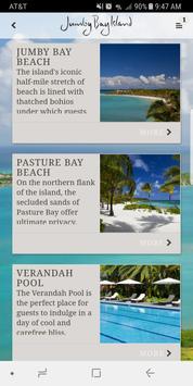 Jumby Bay screenshot 1