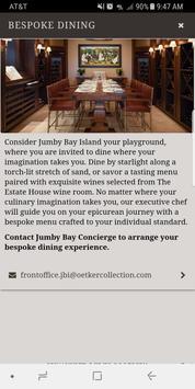 Jumby Bay screenshot 2