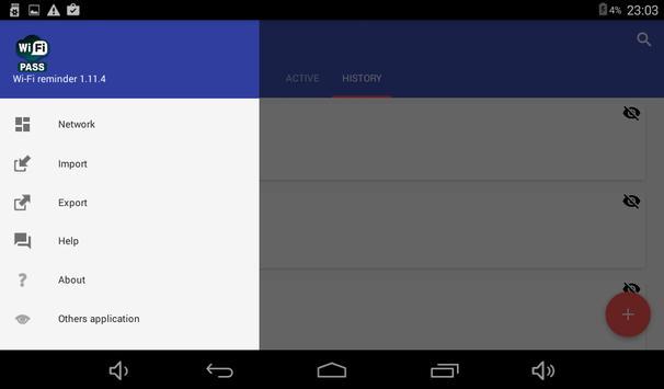 Wi-Fi przypomnij hasło screenshot 4