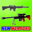 New Weapons Mod APK Android