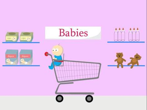 Toddler Shopping 截图 1