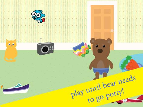 Potty Training Game screenshot 1