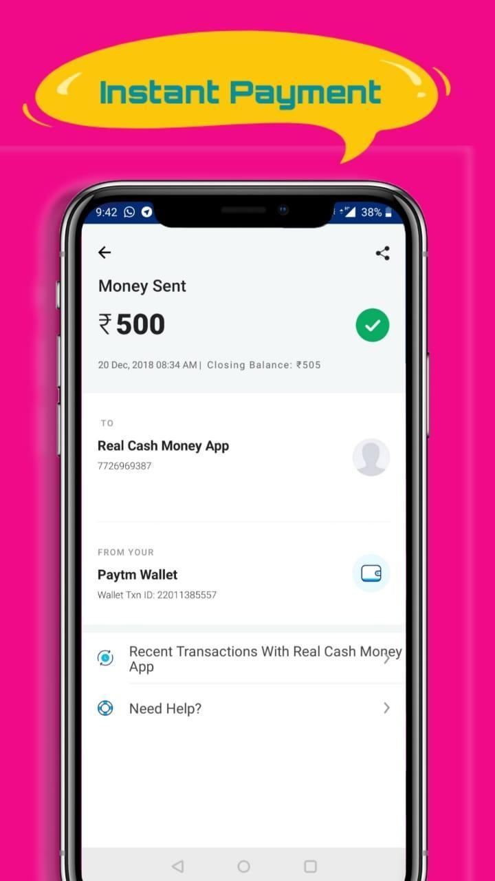 Paytm Screenshot 500