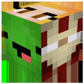 Skin Editor Tool for Minecraft icône