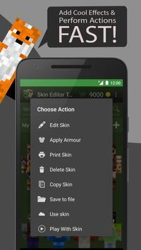 Skin Editor Tool for Minecraft 截图 1
