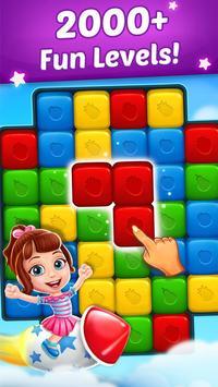 Fruit Cube Blast poster