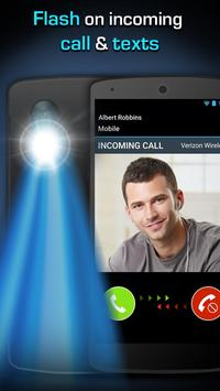 Flash Alerts LED - Call, SMS poster