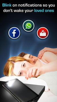 Flash Alerts LED - Call, SMS 截图 1