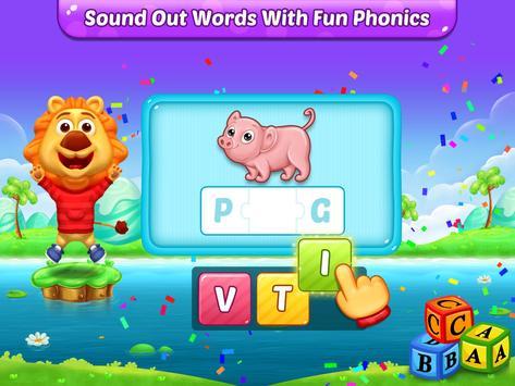 ABC Spelling imagem de tela 8