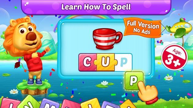 ABC Spelling Cartaz