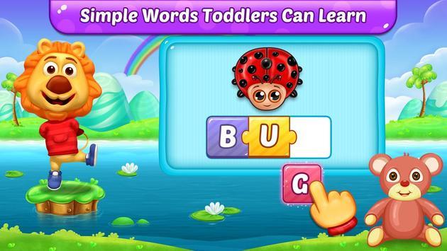 ABC Spelling 截图 3