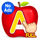 Install Game Educational android  intelektual ABC Kids - Tracing & Phonics terbaik