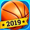 Jeux de Basketball - Tirez de basket au panier icône