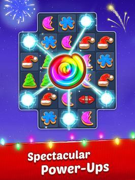 Christmas Cookie تصوير الشاشة 10