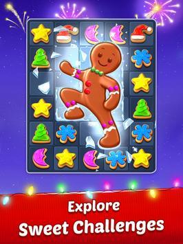 Christmas Cookie تصوير الشاشة 12