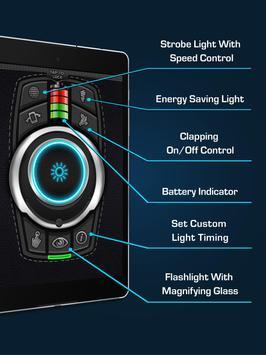 Super Linterna - Ilumina captura de pantalla 11