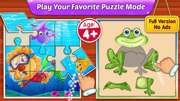 Puzzle Kids 海報