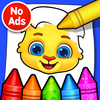 Coloring Games ikon