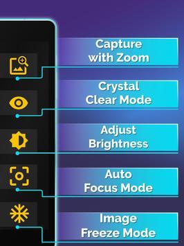 Magnifying Glass + Flashlight screenshot 9